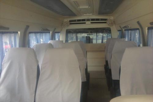 12 seater 2x1 tempo interior